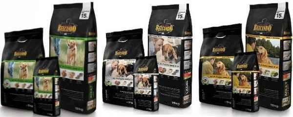Обзор всей линейки собачьих кормов для мелкой, средней и крупной породы