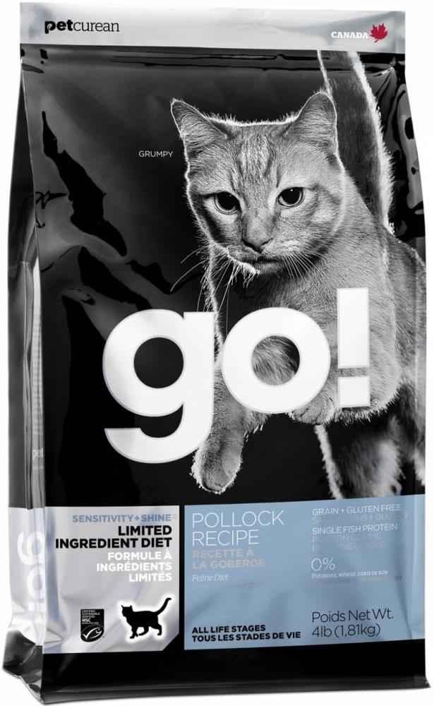 Подробный и честный обзор кормов для кошки от фирмы go: из чего он состоит