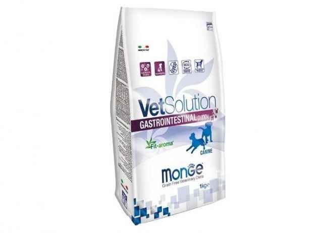 Подробное описание гипоаллергенных кормов Монж для породистых собак