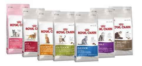Обзор всей линейки кормов от фирмы royal canin для взрослой собаки и щенка